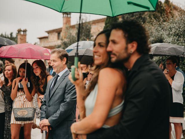 La boda de Joan y Rosa en Sils, Girona 75