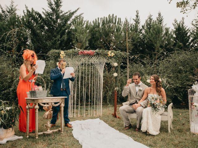 La boda de Joan y Rosa en Sils, Girona 76