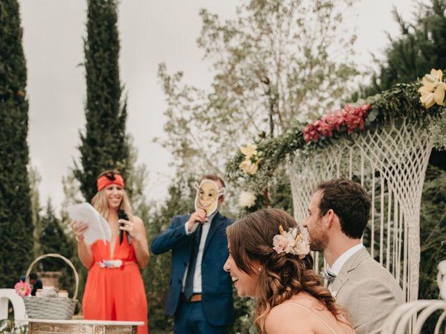 La boda de Joan y Rosa en Sils, Girona 77