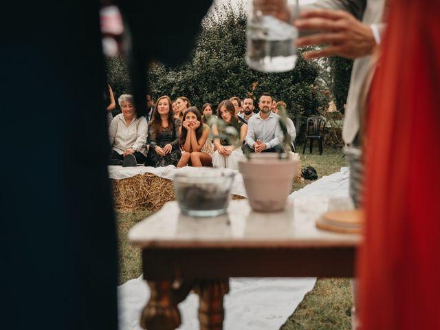 La boda de Joan y Rosa en Sils, Girona 82