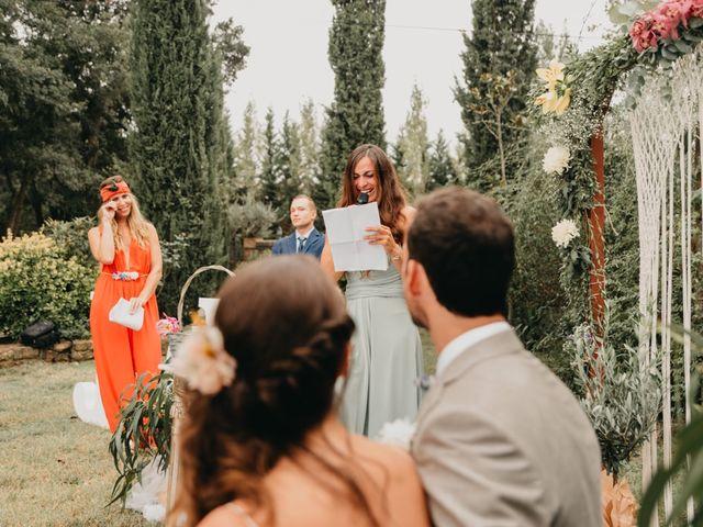 La boda de Joan y Rosa en Sils, Girona 84