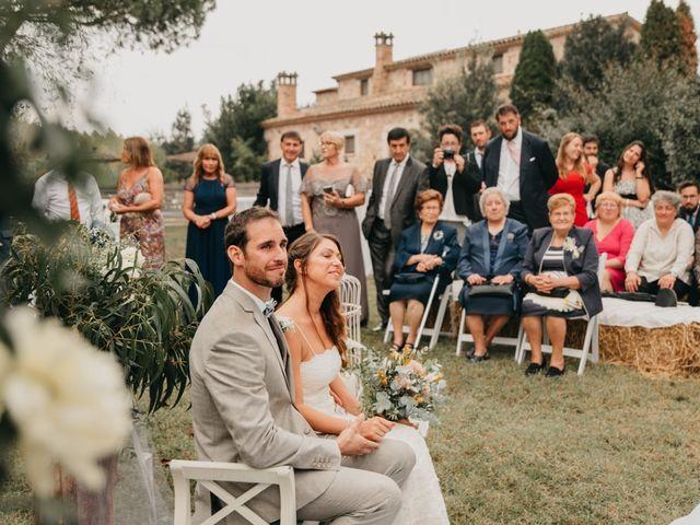 La boda de Joan y Rosa en Sils, Girona 86