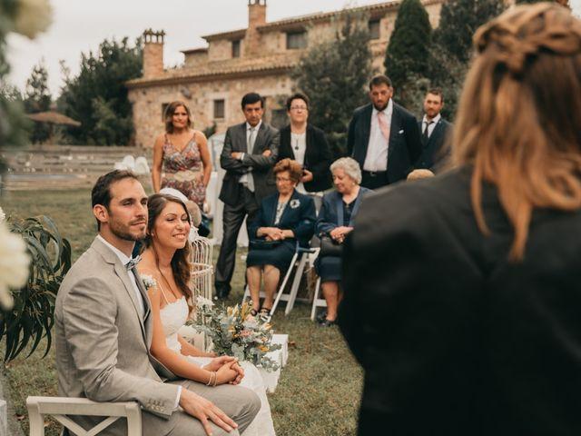 La boda de Joan y Rosa en Sils, Girona 88