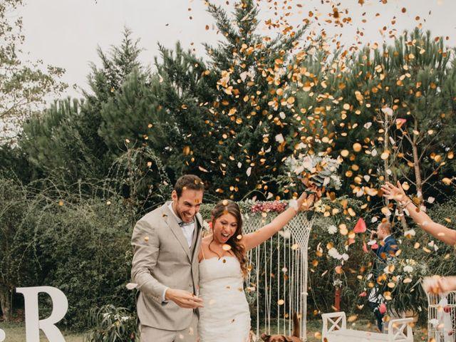 La boda de Joan y Rosa en Sils, Girona 95