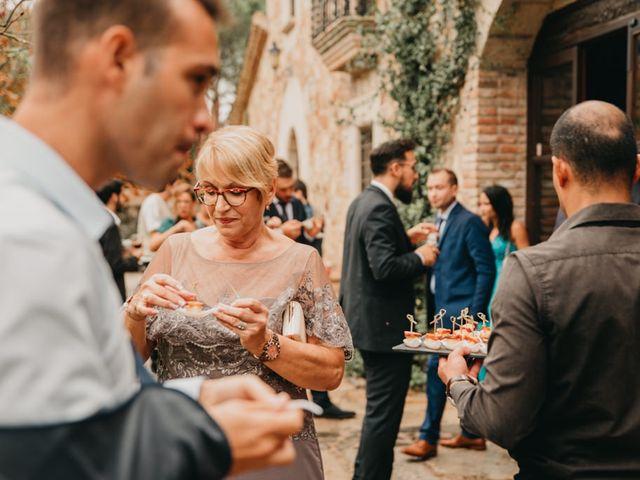 La boda de Joan y Rosa en Sils, Girona 109
