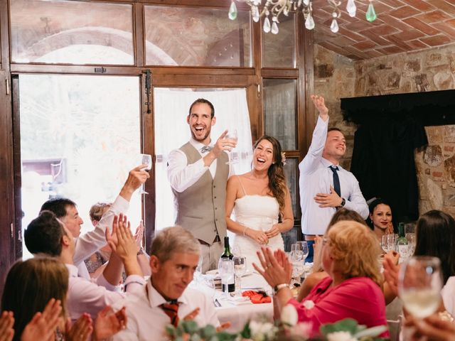 La boda de Joan y Rosa en Sils, Girona 115