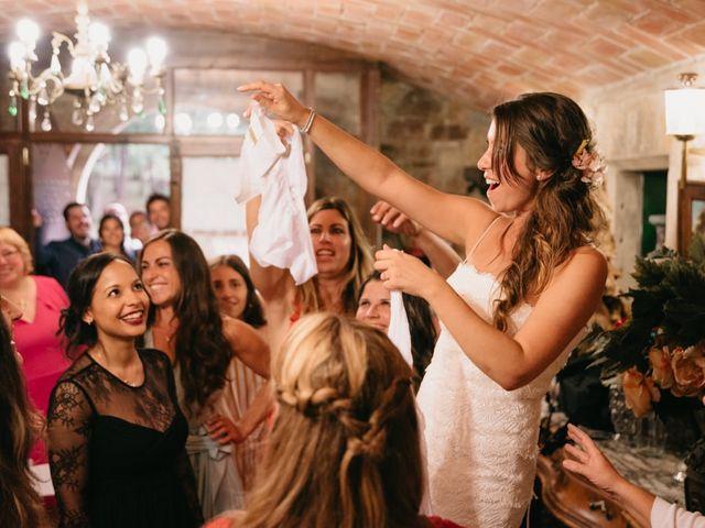 La boda de Joan y Rosa en Sils, Girona 117