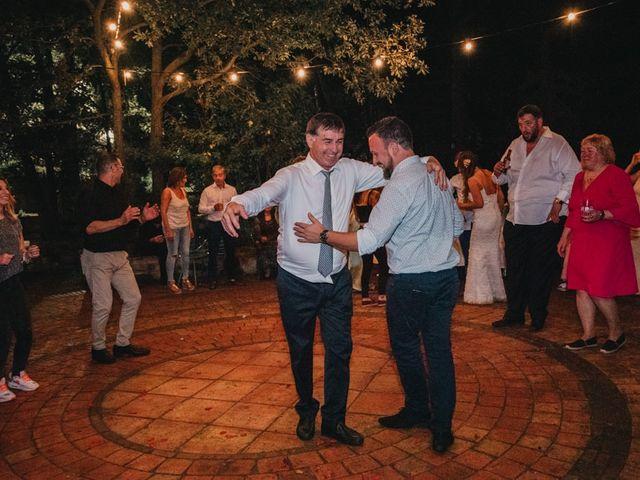 La boda de Joan y Rosa en Sils, Girona 146