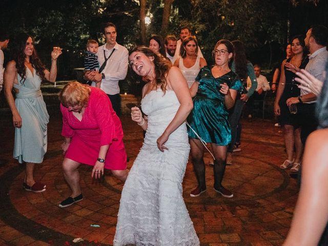 La boda de Joan y Rosa en Sils, Girona 149