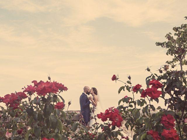 La boda de Sandra y Raul