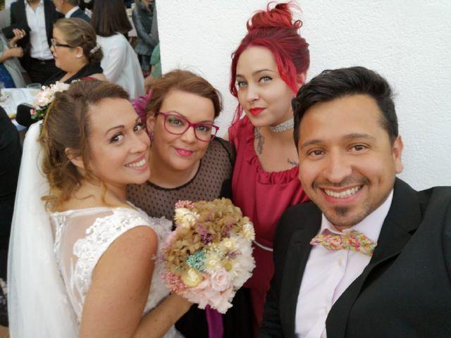 La boda de Yamila y Emilio