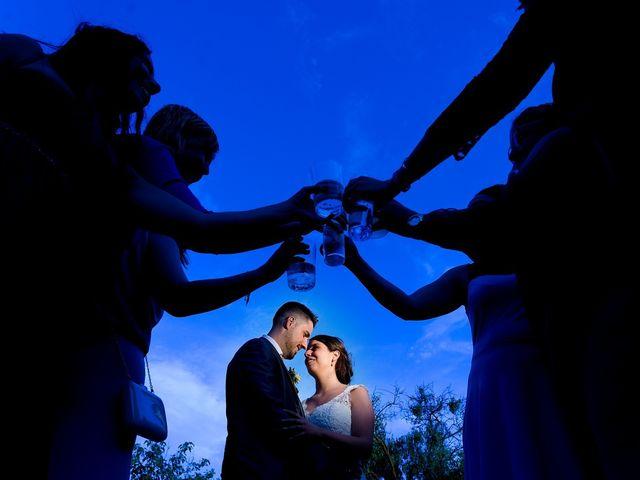 La boda de Daniel y Gloria en Pinarejo, Cuenca 1