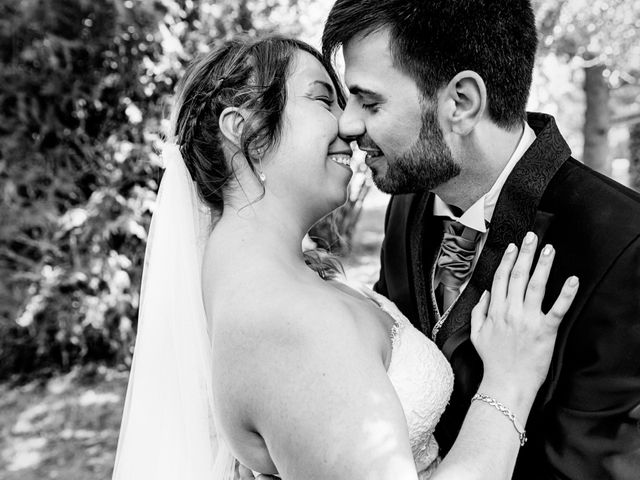 La boda de Estefanía y Albert
