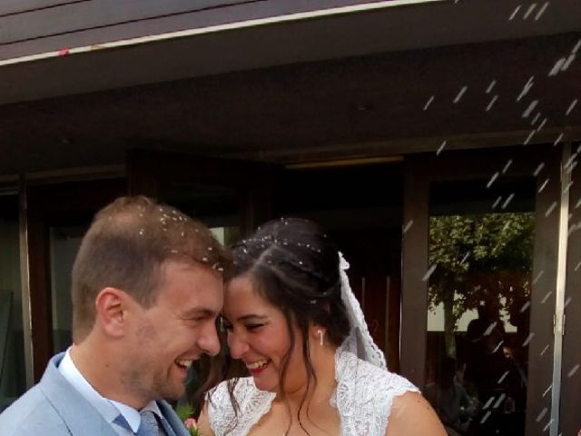 La boda de Marcos Estevez y Elena Otero en Isla De Arosa, Pontevedra 1