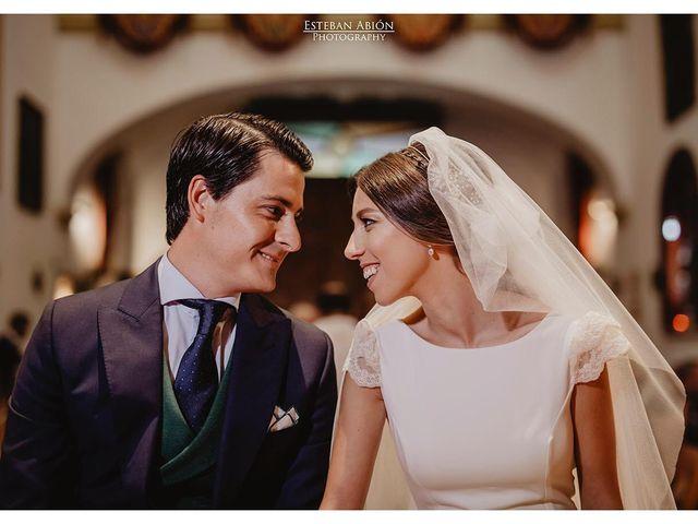 La boda de Isabel y Javier en Jerez De La Frontera, Cádiz 2