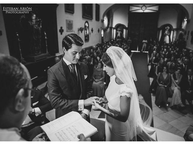La boda de Isabel y Javier en Jerez De La Frontera, Cádiz 1