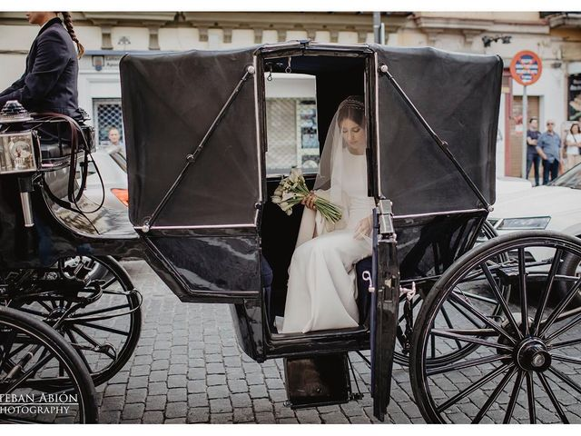La boda de Isabel y Javier en Jerez De La Frontera, Cádiz 5