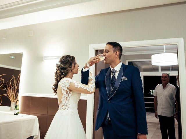 La boda de Cesar  y Anabel  en Carcaboso, Cáceres 2