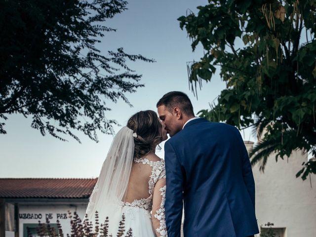La boda de Cesar  y Anabel  en Carcaboso, Cáceres 3