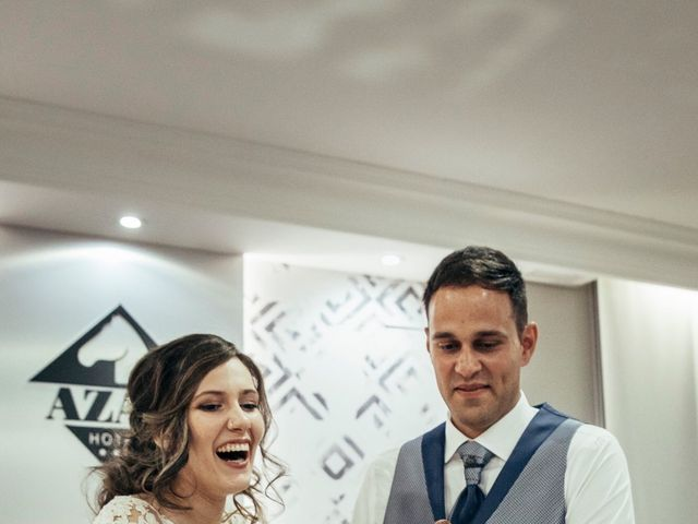 La boda de Cesar  y Anabel  en Carcaboso, Cáceres 5
