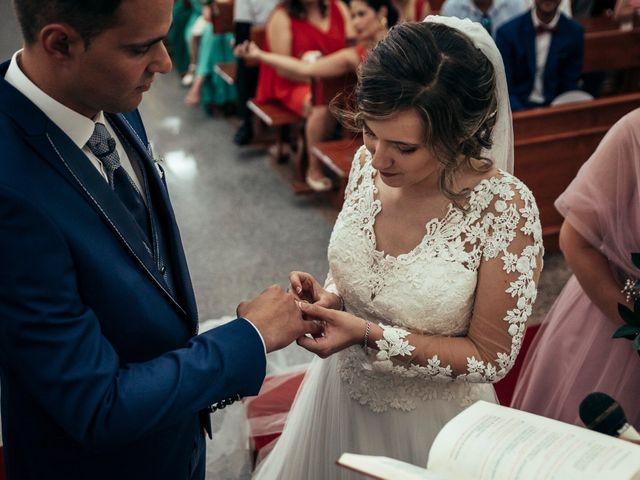 La boda de Cesar  y Anabel  en Carcaboso, Cáceres 6