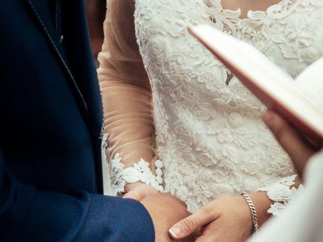 La boda de Cesar  y Anabel  en Carcaboso, Cáceres 7