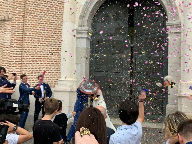 La boda de Daniel y Becky en Getafe, Madrid 4