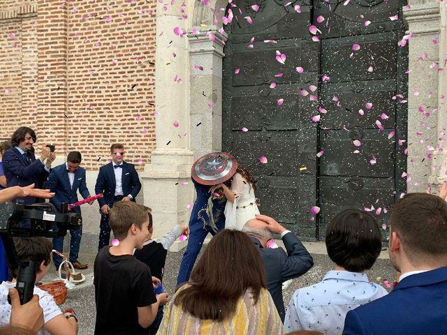 La boda de Daniel y Becky en Getafe, Madrid 8