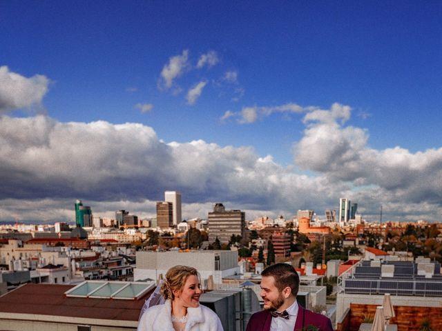 La boda de Rogelio y Monica en Madrid, Madrid 2