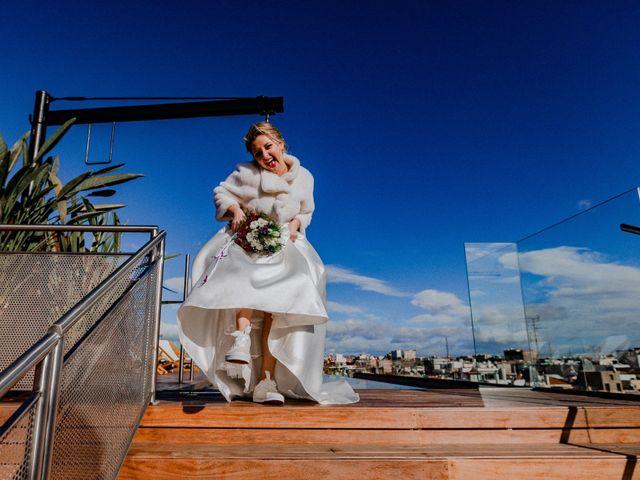 La boda de Rogelio y Monica en Madrid, Madrid 1