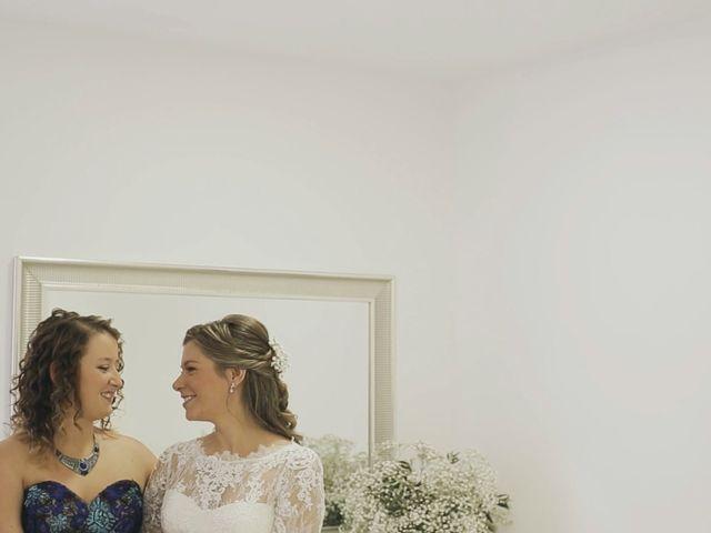 La boda de Sergi y Meritxell en Sant Vicenç De Montalt, Barcelona 11