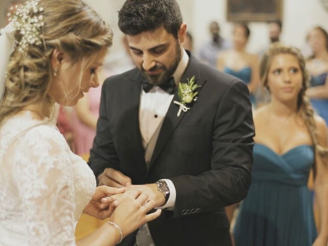 La boda de Meritxell y Sergi