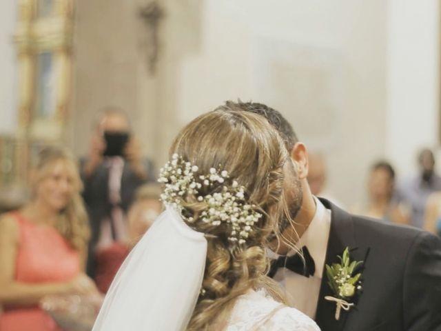 La boda de Sergi y Meritxell en Sant Vicenç De Montalt, Barcelona 12
