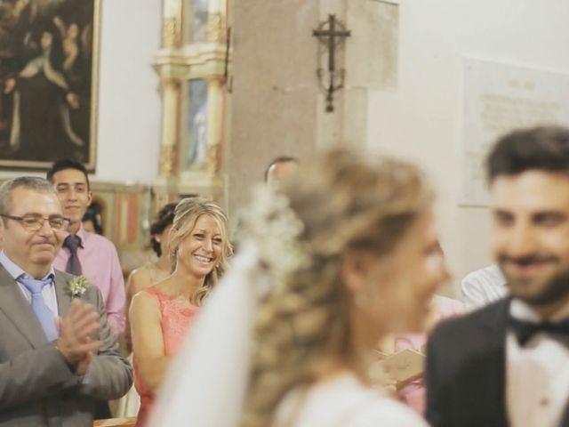 La boda de Sergi y Meritxell en Sant Vicenç De Montalt, Barcelona 13