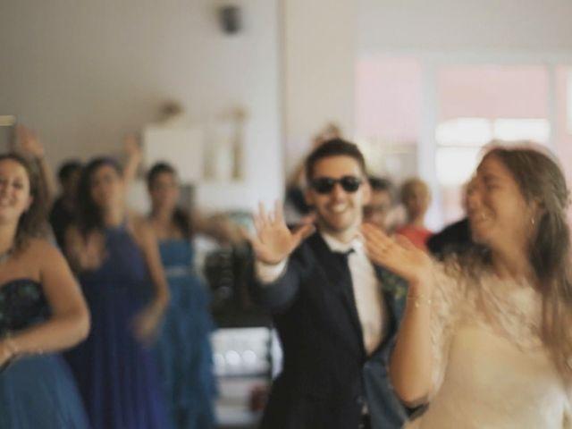 La boda de Sergi y Meritxell en Sant Vicenç De Montalt, Barcelona 18
