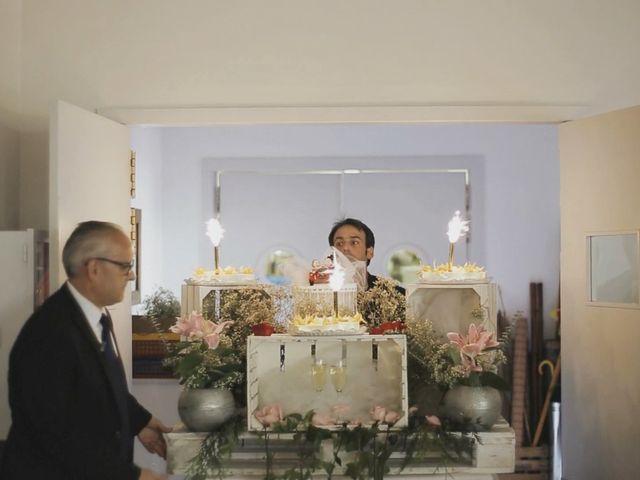 La boda de Sergi y Meritxell en Sant Vicenç De Montalt, Barcelona 21