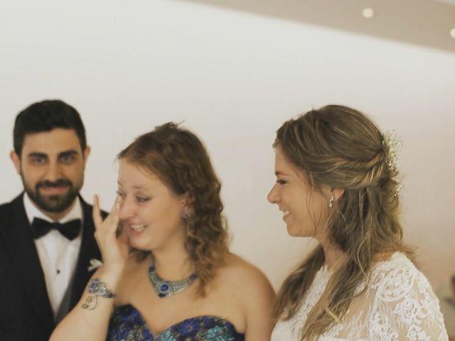 La boda de Sergi y Meritxell en Sant Vicenç De Montalt, Barcelona 24