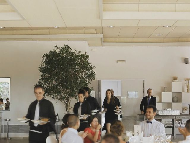 La boda de Sergi y Meritxell en Sant Vicenç De Montalt, Barcelona 28