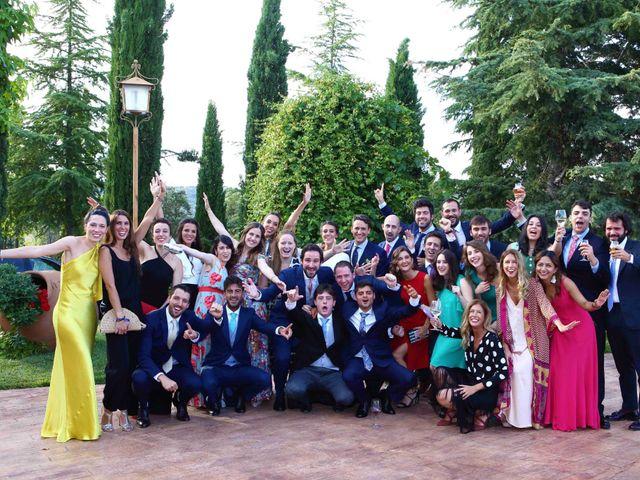 La boda de Javier y Maria en San Agustin De Guadalix, Madrid 7