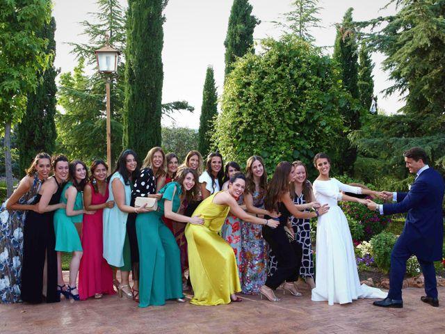 La boda de Javier y Maria en San Agustin De Guadalix, Madrid 8