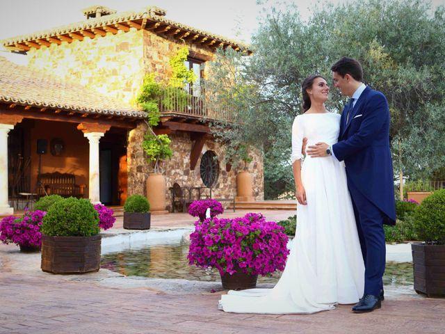 La boda de Javier y Maria en San Agustin De Guadalix, Madrid 10
