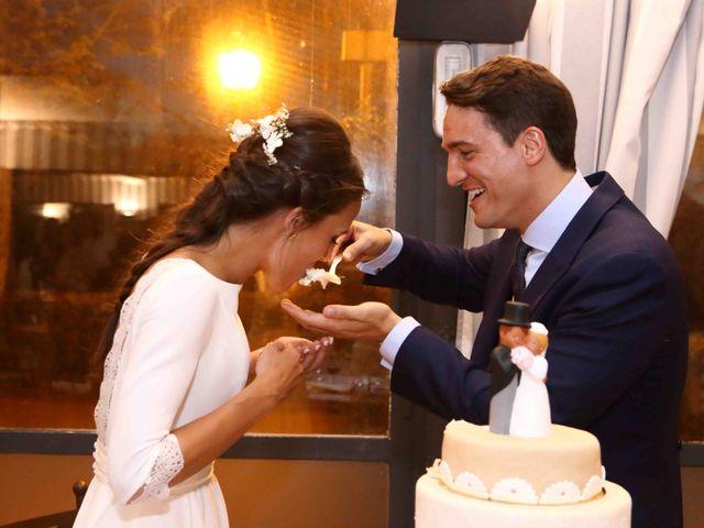 La boda de Javier y Maria en San Agustin De Guadalix, Madrid 11