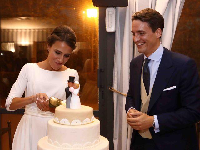 La boda de Javier y Maria en San Agustin De Guadalix, Madrid 12