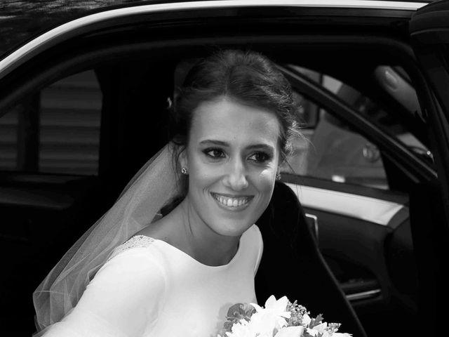 La boda de Javier y Maria en San Agustin De Guadalix, Madrid 23