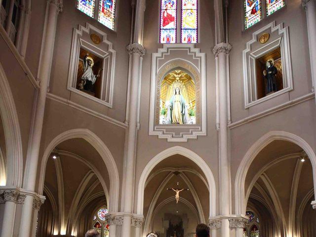 La boda de Javier y Maria en San Agustin De Guadalix, Madrid 24