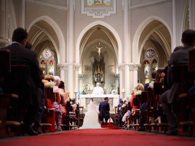 La boda de Javier y Maria en San Agustin De Guadalix, Madrid 26