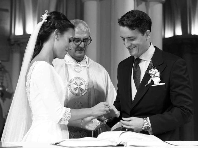 La boda de Javier y Maria en San Agustin De Guadalix, Madrid 27