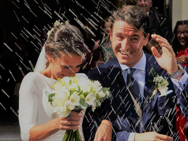 La boda de Javier y Maria en San Agustin De Guadalix, Madrid 28