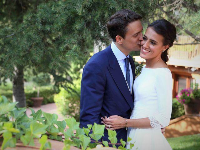 La boda de Javier y Maria en San Agustin De Guadalix, Madrid 29