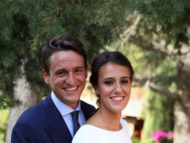 La boda de Javier y Maria en San Agustin De Guadalix, Madrid 30